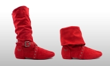 SwayD Urban Step, rot, Tanzstiefel